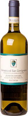 Vinho Poderi del Paradiso Vernaccia di San Gimignano