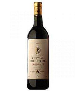 Vinho Chateau Romefort Bordeaux Tinto