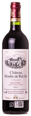 Robert Giraud Chateau Moulin De Bel Air Tinto