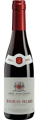 Beaujolais Village Rouge de 375ml Abel Pinchard