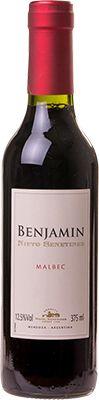 Vinho Benjamin Nieto Senetiner Malbec de 375ml