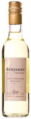 Benjamin Nieto Senetiner Branco Suave 375 ml