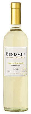 Vinho Benjamin Nieto Senetiner Branco Suave