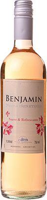 Vinho Benjamin Nieto Senetiner Rose Suave