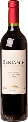 Vinho Benjamin Nieto Senetiner Cabernet Sauvignon