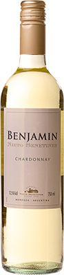 Vinho Benjamin Nieto Senetiner Chardonnay