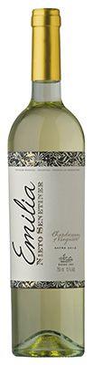 Vinho Emilia Nieto Senetiner Chardonnay e Viognier