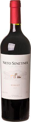 Vinho Nieto Senetiner State Bottled Merlot