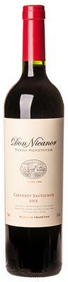 Vinho Don Nicanor Nieto Senetiner Cabernet Sauvignon