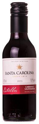 Vinho Estrellas Santa Carolina Cabernet Sauvignon 187ml