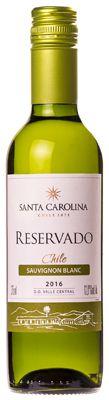 Vinho Santa Carolina Reservado Sauvignon Blanc de 375ml