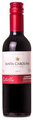 Estrellas Santa Carolina Cabernet Sauvignon de 375ml