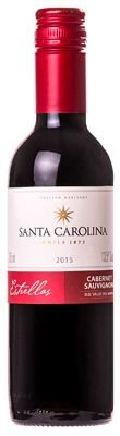 Vinho Estrellas Santa Carolina Cabernet Sauvignon de 375ml