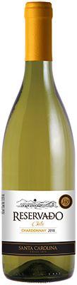 Vinho Santa Carolina Reservado Chardonay
