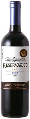 Vinho Santa Carolina Reservado Shiraz