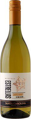 Vinho Estrellas Santa Carolina Chardonnay