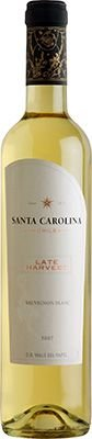 Vinho Santa Carolina Late Harvest de 500ml