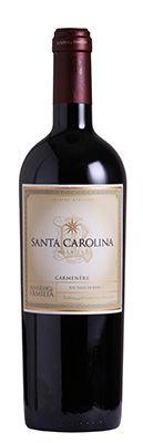 Vinho Santa Carolina Reserva de Família Carmenère