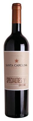 Specialties Carignan Dry Farming Santa Carolina