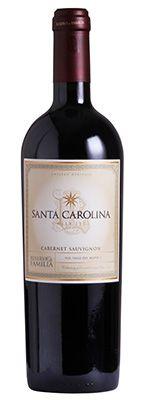Vinho Santa Carolina Reserva de Família Cabernet Sauvignon