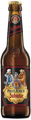 Cerveja Paulaner Salvator 330 ml