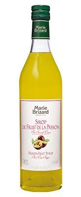 Xarope Marie Brizard de Fruit de la Passion (Maracujá)