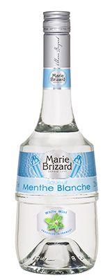 Licor Marie Brizard Clássico Menthe Blanche (Menta Branca)