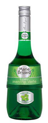 Licor Marie Brizard Clássico Menthe Verte (Menta Verde)