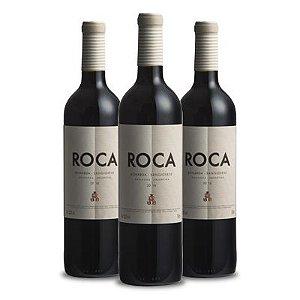 Kit Vinhos Alfredo Roca Exclusivo Bonarda Sangiovese - 3 Unidades