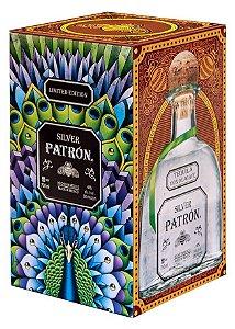 Tequila Patrón Silver Heritage Lata