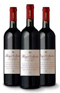 Kit Vinhos Carmim Régia Colheita Tinto - 3 Unidades