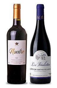 Confraria Outubro 2017: Novidades na Winestore: França e Espanha !