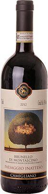 Vinho Brunello di Montalcino Paesaggio Inatteso