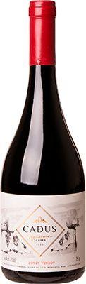 Vinho Cadus Signature Series Petit Verdot