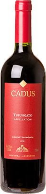 Vinho Cadus Tupungato Cabernet Sauvignon
