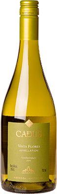 Vinho Cadus Vista Flores Chardonnay