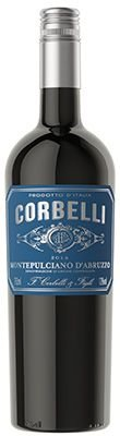 Vinho Corbelli Montepulciano d'Abruzzo DOC