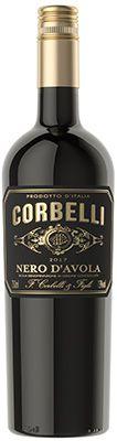 Vinho Corbelli Nero d'Avola Sicília DOC