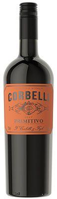 Vinho Corbelli Primitivo Puglia IGT