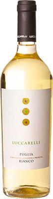 Vinho Luccarelli Puglia Bianco IGP