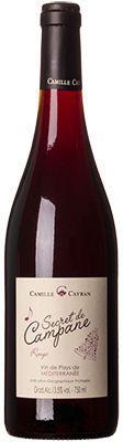 Vinho Cave de Cairanne Secret de Campane Vin de Pays