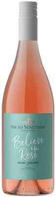 Vinho Believe in Rosé Nieto Senetiner