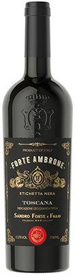 Vinho Forte Ambrone Super Toscano IGT