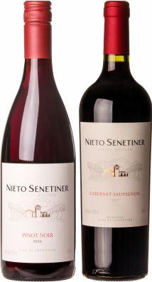 Confraria Setembro 2020 Nieto Senetiner State Bottled: Pinot Noir + Cabernet Sauvignon