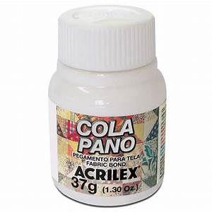 COLA PANO ACRILEX 37G