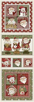 TECIDO 100% ALGODÃO DIGITAL FUXICOS E FRICOTES COLEÇÃO HAPPY CHRISTMAS - PAINEL HAPPY CHRISTMAS - PREÇO DE 0,50 X 1,50MT