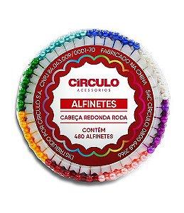 DISCO DE ALFINETE CIRCULO - PEQUENO