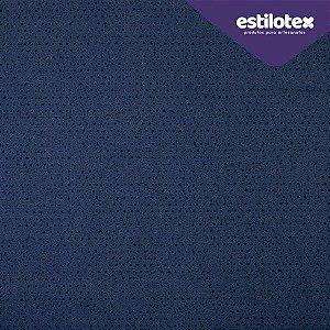 TECIDO 100% ALGODÃO ESTILOTEX -MICRO POÁ CHIQUE TONS DE AZUL- PREÇO 0,50M X 1,50M