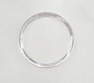 ARGOLA RITAS 120- PLÁSTICO - TRANSPARENTE (10CM)