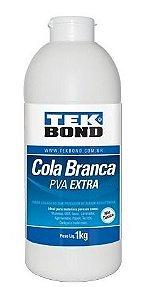COLA BRANCA PVA EXTRA TEK BOND 1kg